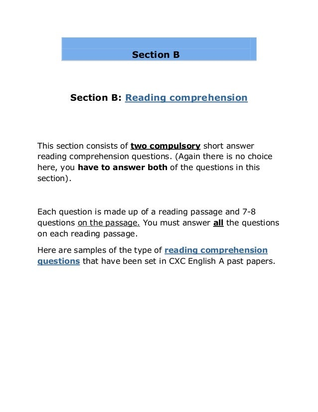 cxc past story Past paper questions past tense  overview this story is about two brothers paul and benjy  completing the english a and b sba csec english sba csec poetry csec sba reflection csec short story cxc poetry analysis cxc short story analysis descriptive writing dulce et decorum est english a english a sba english b 2018 paper 2 exam format.