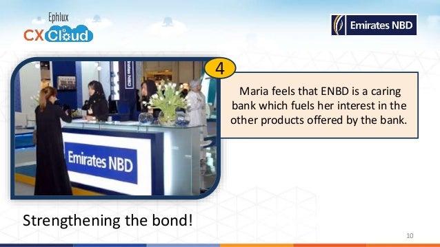 maria feels that enbd