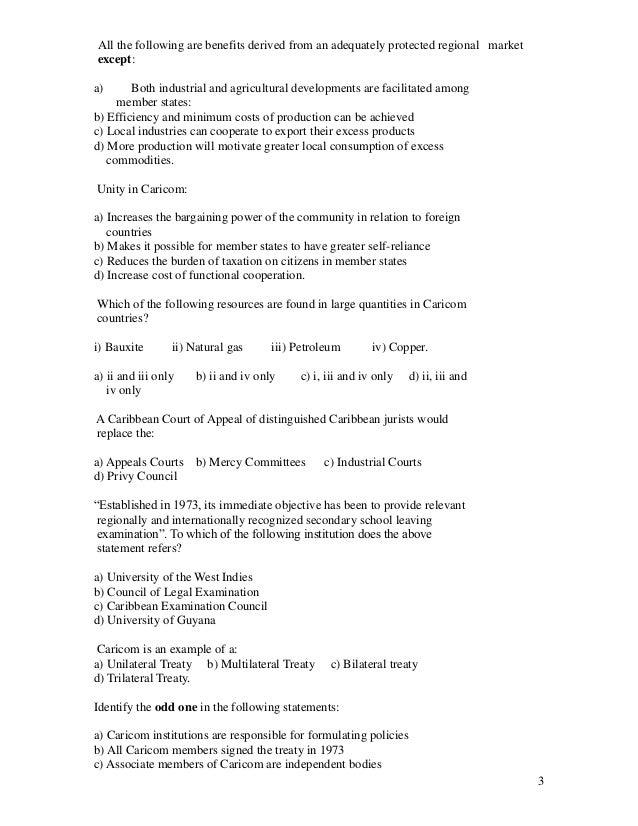 Bjc social studies coursework questions