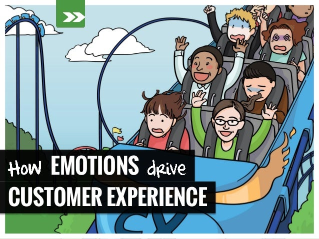 EMOTIONS CUSTOMER EXPERIENCE