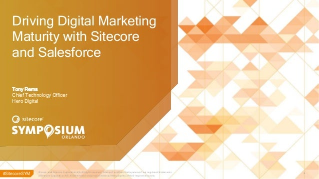 #SitecoreSYM#SitecoreSYM © 2001-2018 Sitecore Corporation A/S. All rights reserved. Sitecore® and Own the Experience® are ...