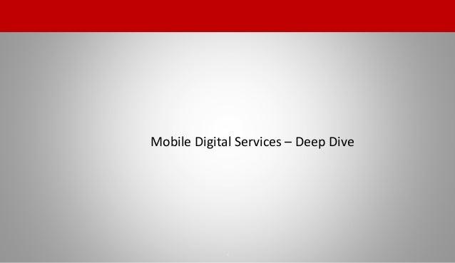 5 Mobile Digital Services – Deep Dive