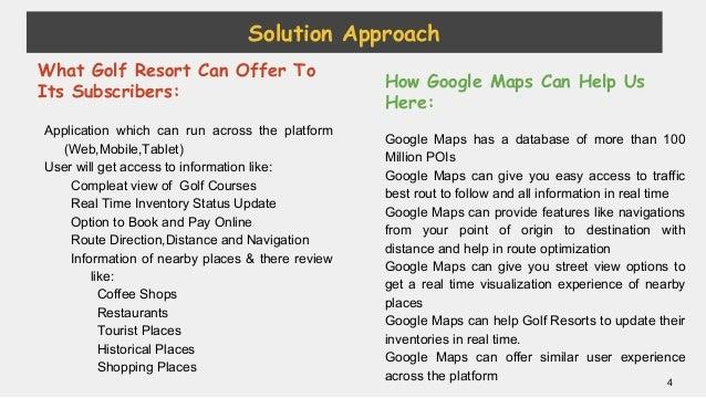 Google Maps API use case for travel industry --- shubham jha