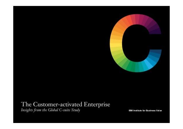 IBM Institute for Business Value IBM Institute for Business Value