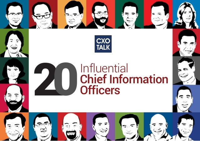 Influential Chief Information Officers