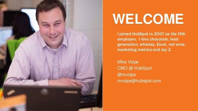 Building and Scaling an Inbound Marketing Team Slide 2