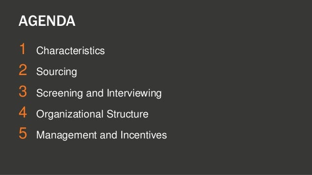 Building and Scaling an Inbound Marketing Team Slide 3