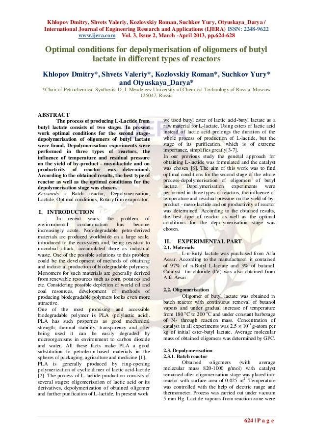 Khlopov Dmitry, Shvets Valeriy, Kozlovskiy Roman, Suchkov Yury, Otyuskaya_Darya /   International Journal of Engineering R...