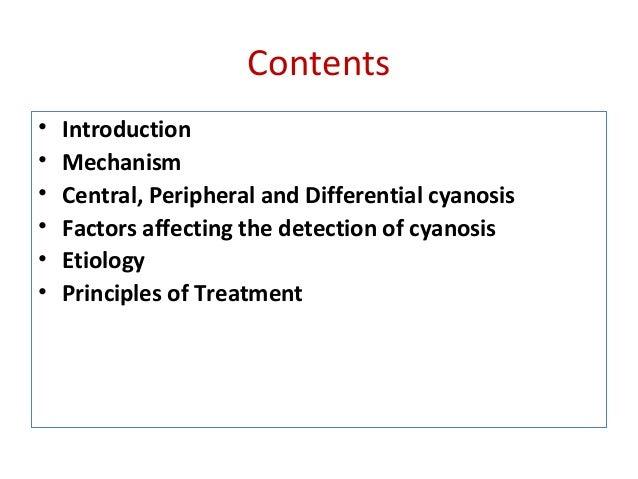 Cyanosis ppt by dr girish jain Slide 2