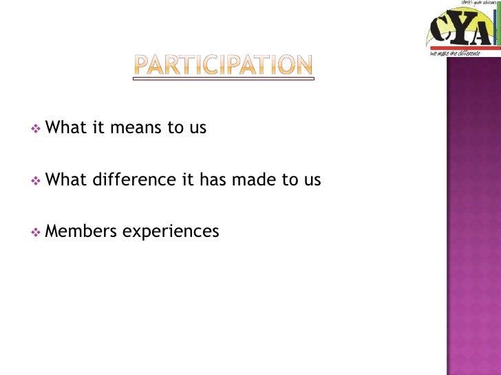 CAMHS Youth Advisors  Slide 3