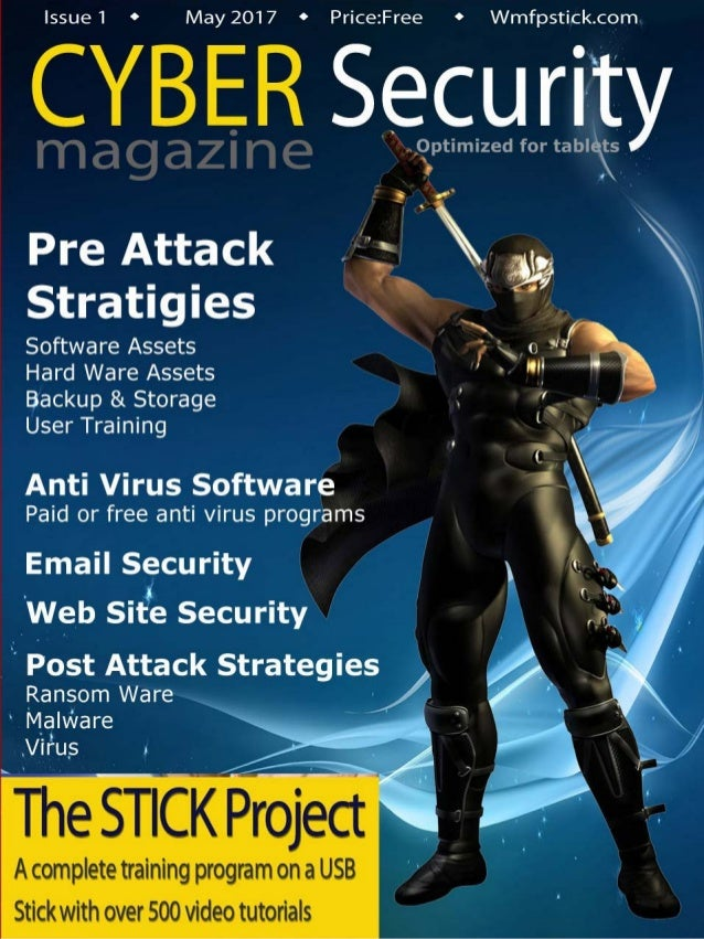 Cyber Security Magazine