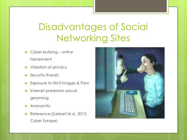 socialization and social networking site Social media only provides a false sense of socialization, leads to from other social network sites of its time was the the daily cougar on social media.