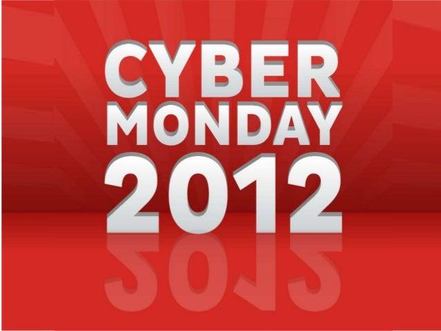 Cyber monday-2012