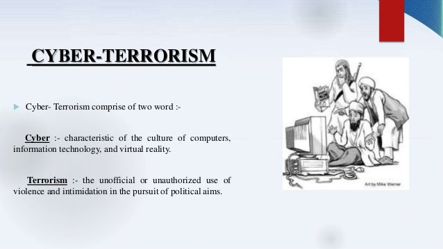 cyber terrorism 2