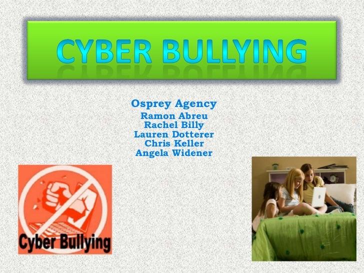 Osprey Agency Ramon Abreu  Rachel BillyLauren Dotterer  Chris KellerAngela Widener