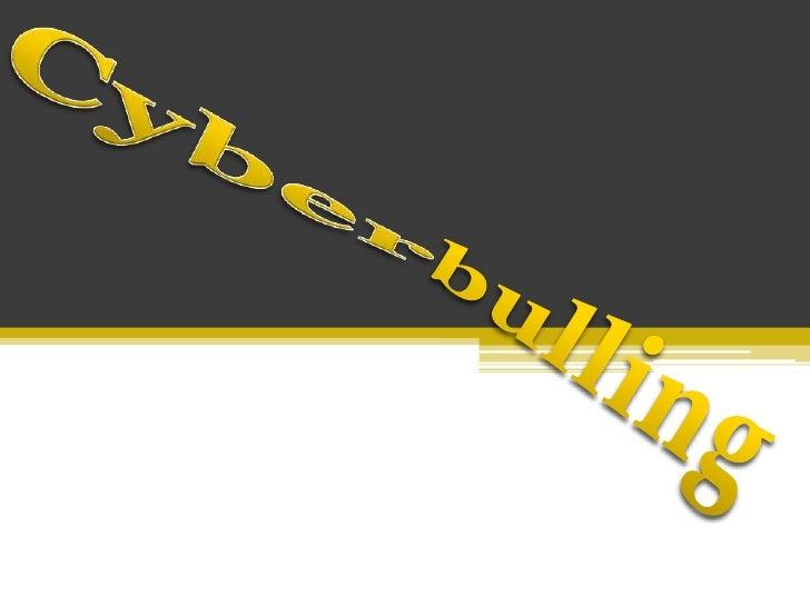 Cyber<br />bulling<br />