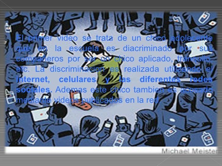 Cyberbulling Slide 3