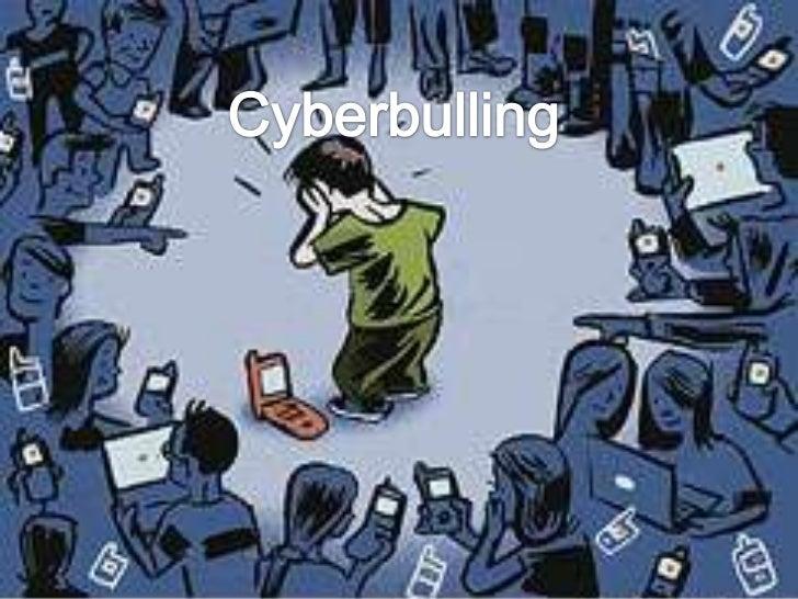 CYBER BULLING                1
