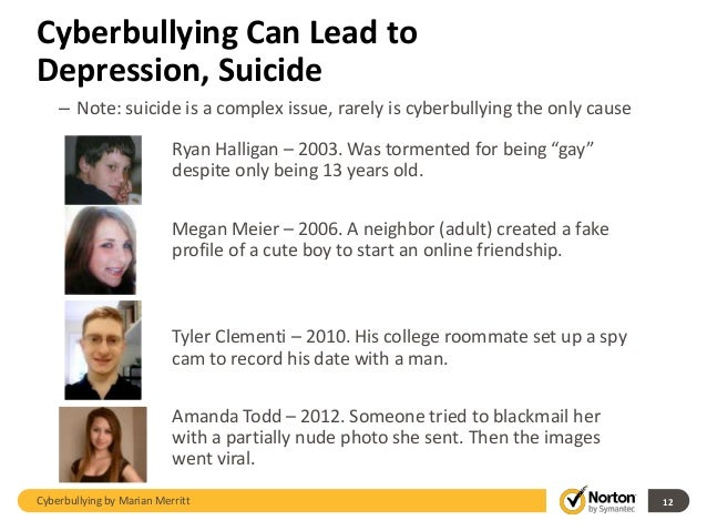 the meier suicide case caused by cyberbullying Megan meier was a 13 year old girl who was tragically effected by  megan committed suicide this tragic case however,  the cyber bullying caused jade many.