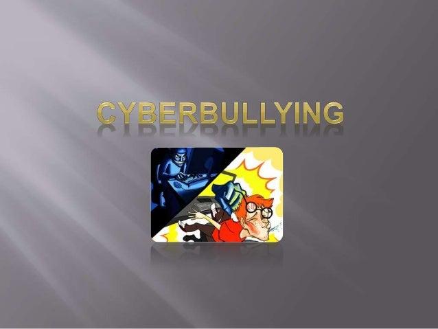 Qué es el cyberbullying?