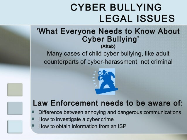 bullying is a legal crime essay Bullying case essay and such activity has been cited as a hate crime[71] the bullying is not limited to those who are legal bullying can often.