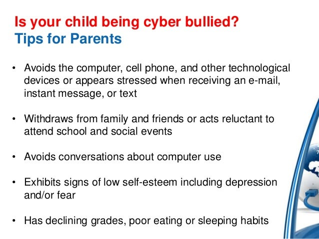 how to stop cyber bullying tips for kids
