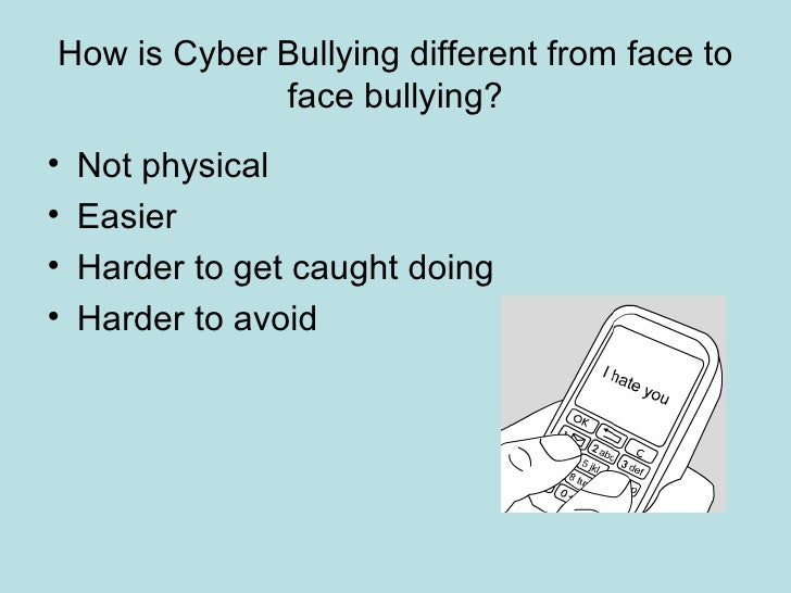 Cyberbullying Power Point