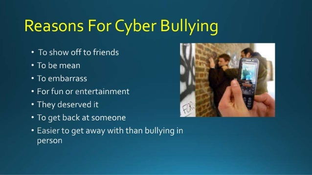 why do cyber bullying laws need If the only tool you have is prison, then every problem looks like a crime there  are better ways to address cyberbullying, including the public.