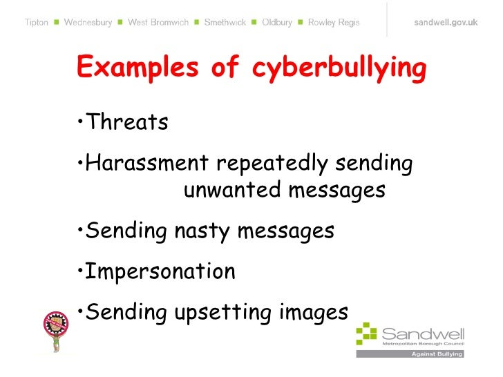 cyberbullying year7