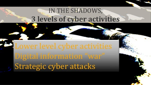 THE FIFTH DOMAIN or penetrating all levels and dimensions? LAND SEA SPACEAIR CYBER