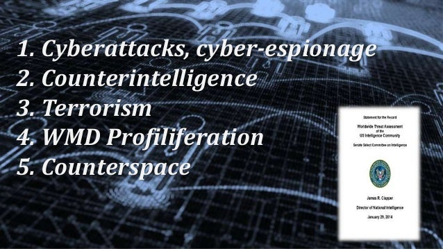 Cyber arms race Accelerating