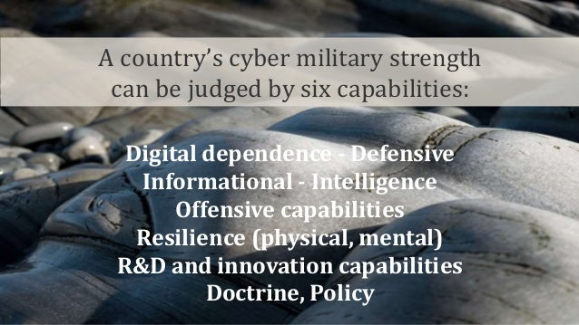 Countries will expose offensive cyber capabilities more openly – because of deterrence