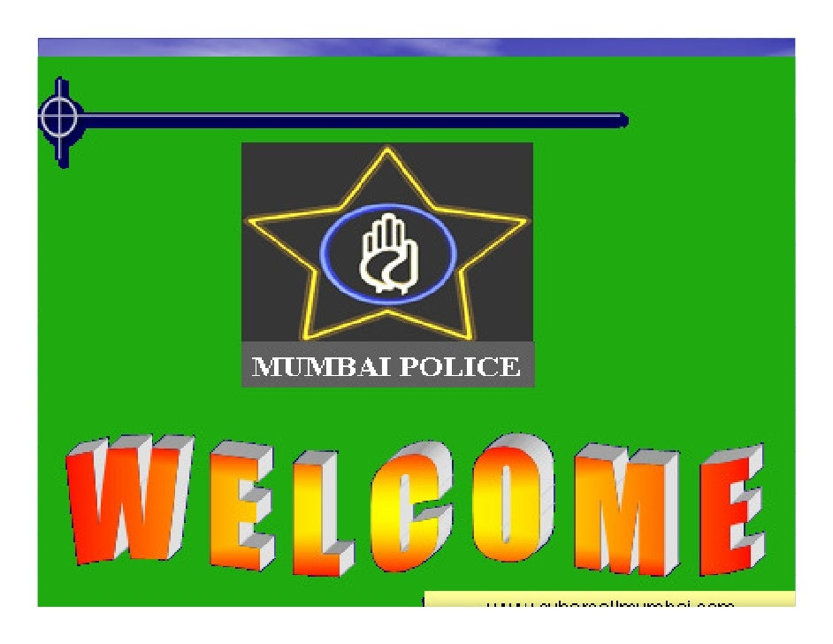 Cyber Crime                             Awareness Presented by-  CYBER CRIME INVESTIGATION CELL, CRIME BRANCH, CID, MUMBAI.