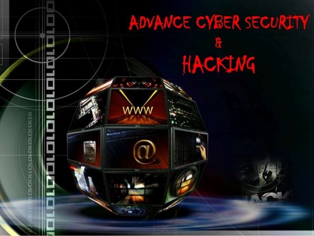 ADVANCE CYBER SECURITY&HACKING