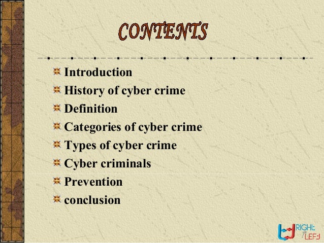 Seminar Report On Cybercrime Pdf
