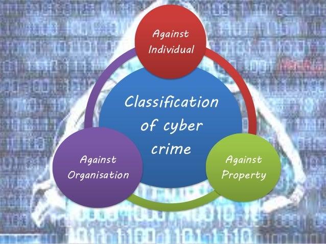 CYBER CRIME CLASSIFICATION EPUB