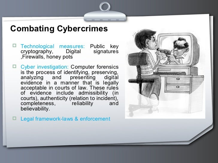 the measures of identifying and combating cyber crime Updated version of the 10 basic cybersecurity measures to reduce exploitable  for further measures to reduce cyber risks, consult the  and identify anomalous or .
