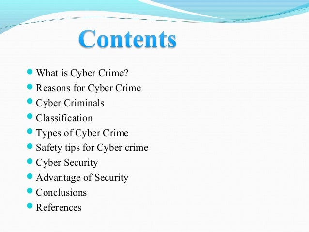 cyber crimes research paper