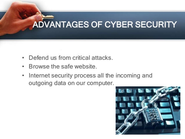 Cyber Security: Powerpoint Presentation On Cyber Security