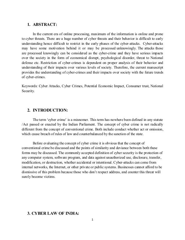research papers cyber security pdf Full-text paper (pdf): an investigation on cyber security threats and security   furthermore, the report also provides recommendations for future research.