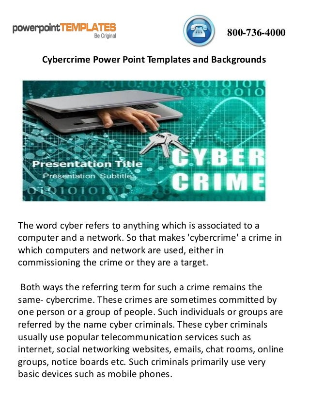 cybercrime powerpoint templates and backgrounds, Modern powerpoint