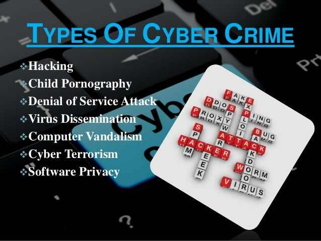 the threats of cyber crime Cyber crimes are prevailing as criminals are targeting sensitive information to gain rich harvest cross domain solutions attempts to tackle this concern for organizations dealing with critical information.