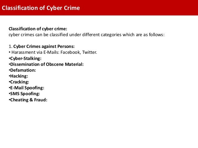 Cyber Law & Crime (Information Technology Act, 2000)