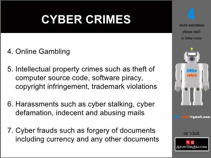 Online gambling crimes mirror bingo 10 free no deposit