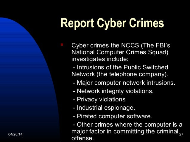 cyber crimes and steps to prevent and control What is cyber crime this article takes a look at its definition, types of cybercrime and prevention methods it involves a computer & the internet.