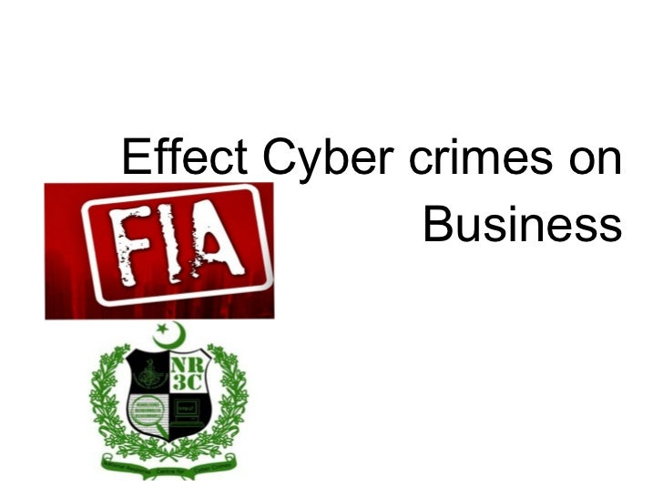 effects of cyber crime Cyber crime and its effects on youth: an empirical study on mbstu students saidul islam, criminologist in bangladesh abstract this paper explores the relevant patterns of cybercrime and its effects on the youths and the future planning of youths to engage against cybercrime.