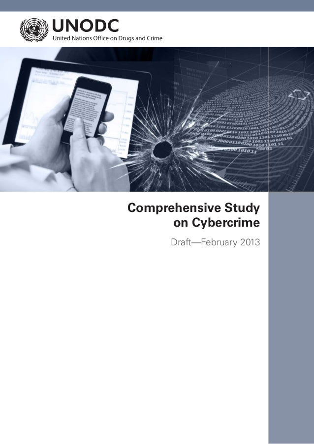 Comprehensive Study on Cybercrime Draft—February 2013