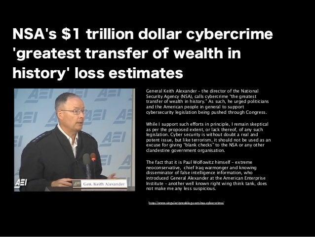 Cybercrime symantech slides