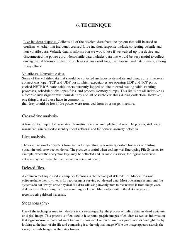 CyberDigital Forensics Report