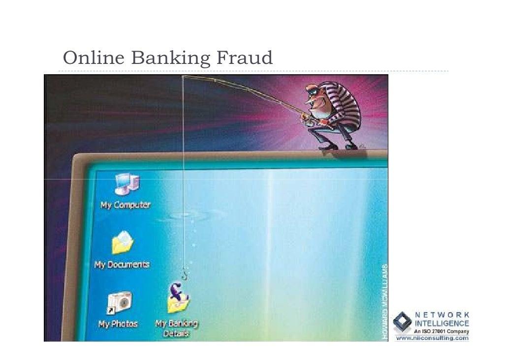 Cyber fraud in banks Slide 3
